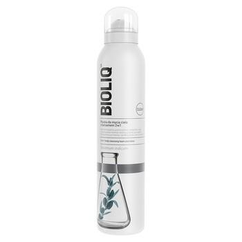 Bioliq Clean, pianka do mycia ciała z balsamem 2w1, 240 ml