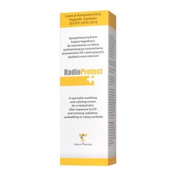 RadioProtect, krem kojąco-łagodzący, skóra podrażniona, 100 ml