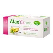Alax fix, zioła do zaparzania w saszetkach, 30 szt.