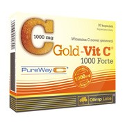 Olimp Gold-Vit C1000 Forte, kapsułki, 30 szt.