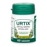 Urtix, 330 mg, tabletki, 60 szt.