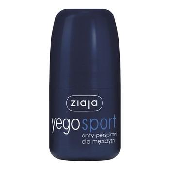 Ziaja, yego sport, antyperspirant dla mężczyzn, 60 ml