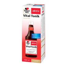 Doppelherz Vital Tonik, płyn, 1000 ml