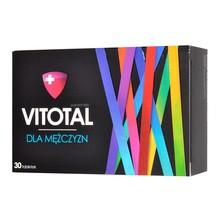 Vitotal dla Mężczyzn, tabletki, 30 szt.