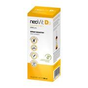 NeoVit D3, spray doustny, 30 ml