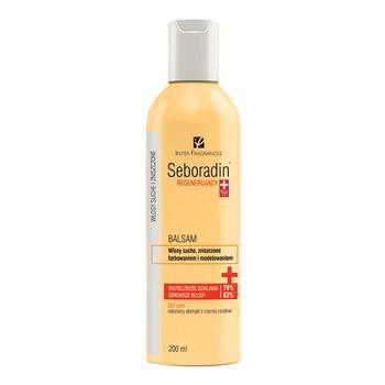 Seboradin Regenerujący, balsam do włosów suchych i zniszczonych, 200 ml
