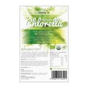 Chlorella Organiczna, proszek, 100 g