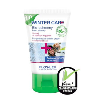 FlosLek Laboratorium Winter Care, bio-ochronny krem zimowy, 50 ml
