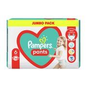 Pampers Pants 6 (15+ kg), pieluchomajtki jednorazowe, 44 szt.