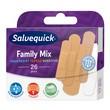 Salvequick Med, Family Mix, plastry, 26 szt.
