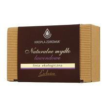 Kropla Zdrowia, mydło naturalne lawendowe, 130 g