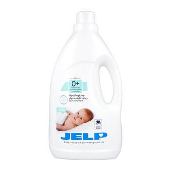 JELP 0+ Hipoalergiczny płyn zmiękczający do płukania tkanin, delikatna świeżość, 2 l