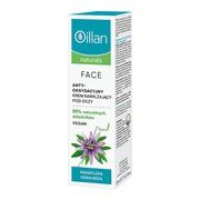 Oillan Naturals Face, antyoksydacyjny krem nawilżający pod oczy, 15ml