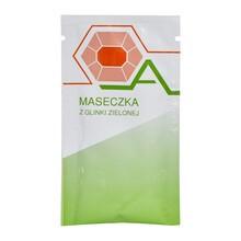 Argiletz, glinka zielona, maseczka, 10 g
