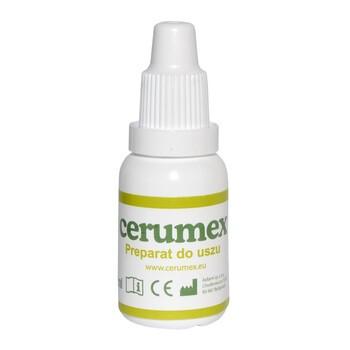 Cerumex, preparat do higieny uszu, 15 ml
