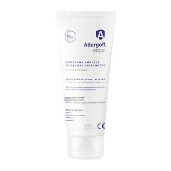 Allergoff, barierowa emulsja do kąpieli leczniczych, 250 ml