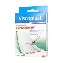 Viscoplast Prestovis Plus Supermocny, plastry, 1 m x 8 cm, 1 szt.