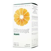 Citrosept Organic, krople, 100 ml