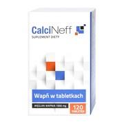CalciNeff, tabletki, 120 szt.