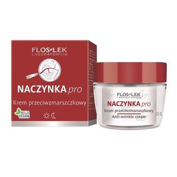 FlosLek Laboratorium Naczynka Pro, krem przeciwzmarszczkowy, 50 ml