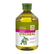 O`Herbal, szampon wygładzający z ekstraktem z malin, 500 ml