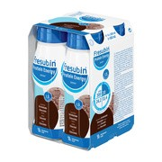 Fresubin Protein Energy Drink, smak czekoladowy, 4 x 200 ml
