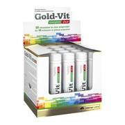 Olimp Gold-Vit Complex shot, płyn, smak pomarańczowy, 25 ml, 1 szt.