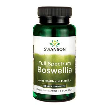 Swanson Full Spectrum Boswelia forte, kapsułki, 60 szt.