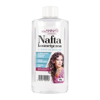 New Anna Cosmetics, nafta kosmetyczna z olejem rycynowym, 120 g