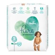 Pampers Pure Protection 5 (11+ kg), pieluszki jednorazowe, 24 szt.
