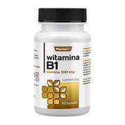 Pharmovit Witamina B1 tiamina 100 mg, kapsułki, 60 szt.