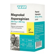 MagnoKal Asparaginian, tabletki, 50 szt.