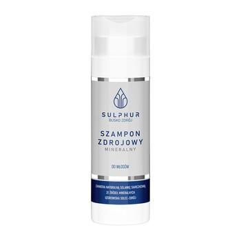 Sulphur Zdrój, mineralny szampon zdrojowy, 200 g