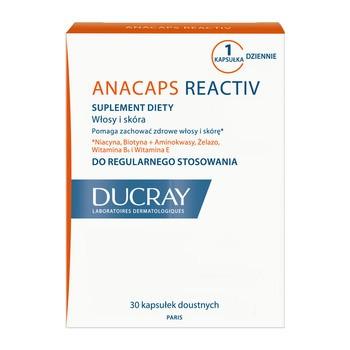 Ducray Anacaps Reactiv, kapsułki, 30 szt.