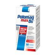 Polomag B6 Max, tabletki, 90 szt.