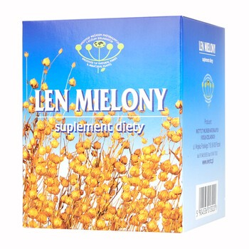 Len mielony, 200 g