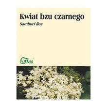 Kwiat bzu czarnego, zioło pojedyncze, 50 g (Flos)