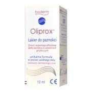 Oliprox, lakier przeciwgrzybiczy do paznokci, 12 ml