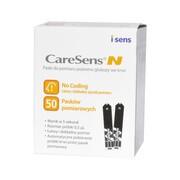 Test paskowy CareSens N, do glukometrów, 50 pasków