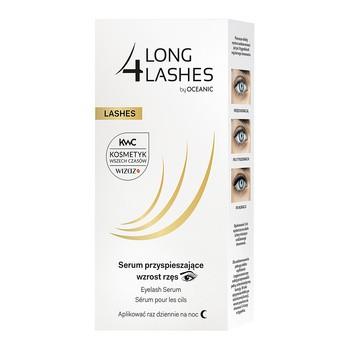 Long 4 Lashes, serum przyspieszające wzrost rzęs, 3 ml