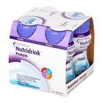 Nutridrink Protein, smak neutralny, płyn, 4 x 125 ml