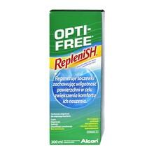Opti-Free Replenish, płyn dezynfekcyjny do soczewek, 300 ml