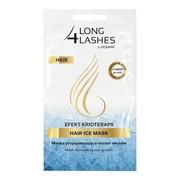 Long 4 Lashes Krioterapia, maska przyspieszająca wzrost włosów, 2 x 6 ml