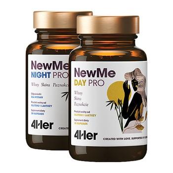 NewMe Day Pro + Night Pro, kapsułki, 30 szt. + 30 szt.