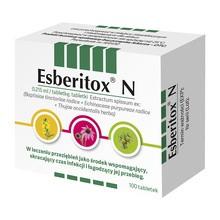 Esberitox N, tabletki, 100 szt.