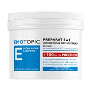 Pharmaceris E Emotopic, preparat 3w1 intensywnie natłuszczający, 400 ml + 100 ml