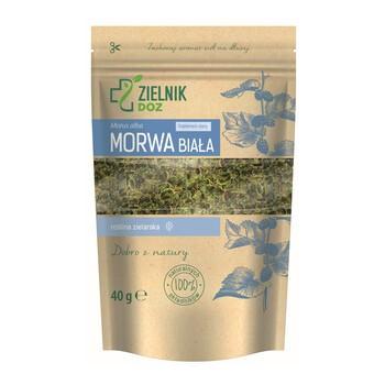 ZIELNIK DOZ Morwa biała, zioła do zaparzania, 40 g