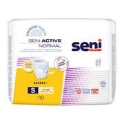 Seni Active Normal, majtki chłonne, rozmiar S, 10 szt.