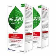 Zestaw 2x Pelavo Multi 6+, płyn, 120 ml