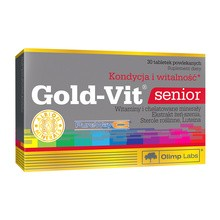 Olimp Gold-Vit senior, tabletki powlekane, 30 szt.